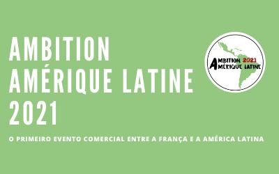 2.000 inscritos para a 1ª edição da Ambition Amérique latine !