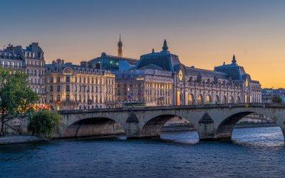 O barômetro de atratividade da França 2021
