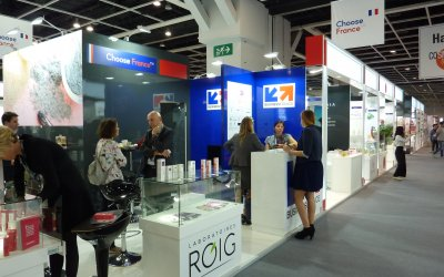 France Pavilion at Beautyworld Middle East: bright prospects for the 2021 edition