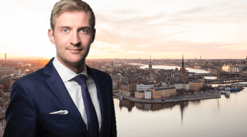My V.I.E. story: Baptiste Keller, former international trainee at Alfred Berg in Sweden