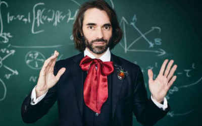 Interview with Cédric Villani about AI in France for Nordic investors