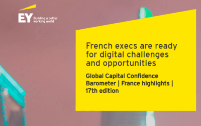 EY barometer on French attractiveness