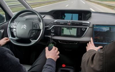 France allows the testing of autonomous vehicles on public roads
