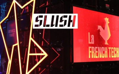 SLUSH 2019 is live! French tech startups are ready to shine in the darkness