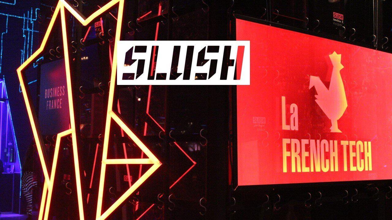 Slush 2020 - French Tech Pavilion