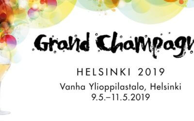 Business France brings six new Champagne houses to Grand Champagne Helsinki 2019