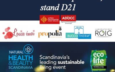 Meet the Wellness companies of Occitanie at EcoLife Scandinavia