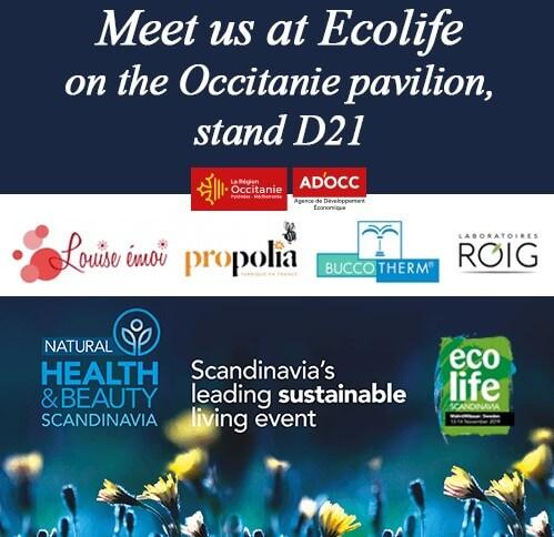 Meet the Wellness companies of Occitanie at EcoLife Scandinavia