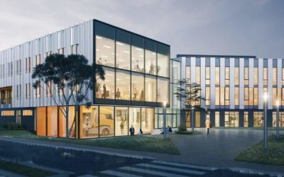 Renault Trucks and the Volvo Group invest €33 million in a new R&D centre in Lyon