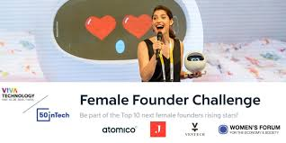 Viva Technology: The Female Founder Challenge