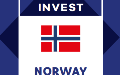 2017 Foreign investments in France #Norway