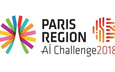 """AI Challenge Paris Region 2018"": Paris & AI, a new love story"