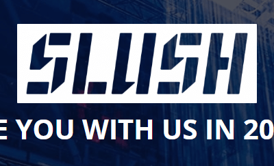 Are you with us for #Slush2018?