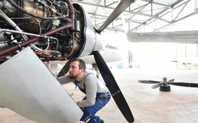 Aerospace, heavy weight of the French industry