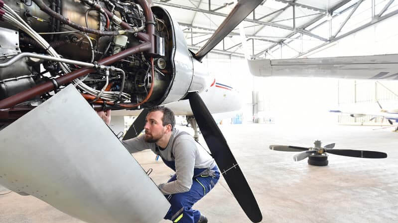 Aerospace, a heavy weight of the French industry