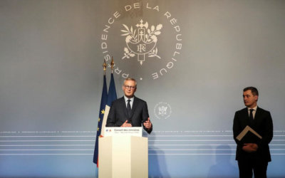 Covid-19: New budget to massively support the French economy