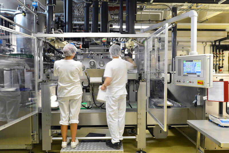 Food processing industry in Normandy