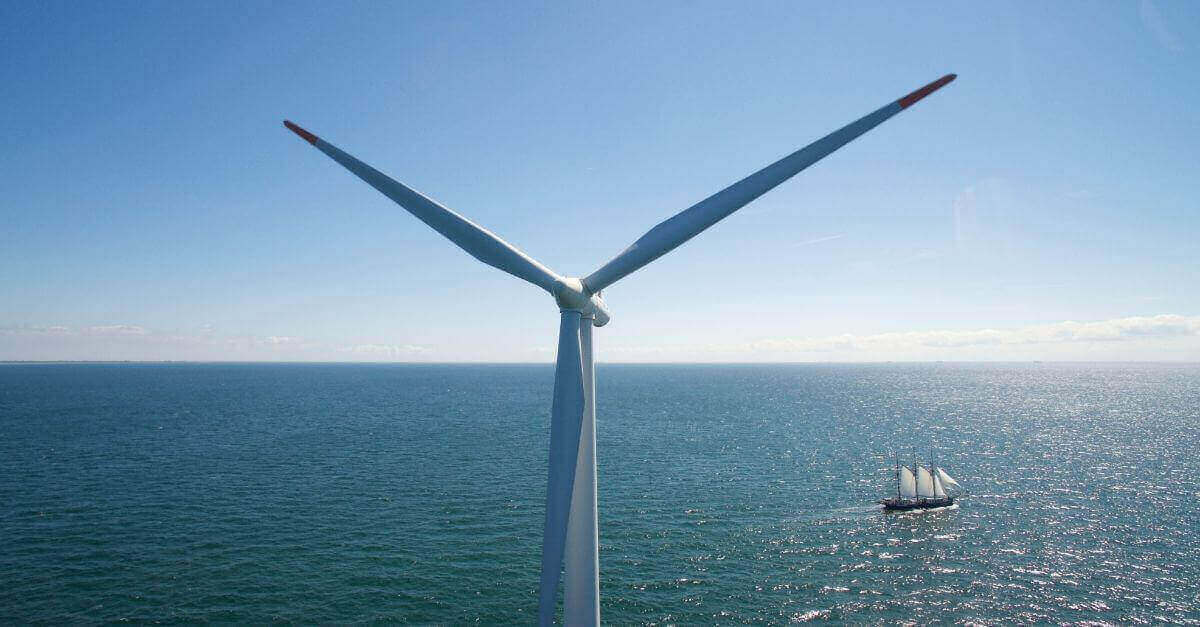 Energy transition - Normandy has the wind in its sails