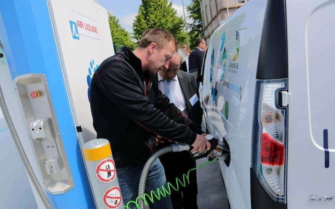 How France and Normandy bet on hydrogen to accelerate the green transition