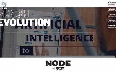 19 French Tech startups at Node by Slush!