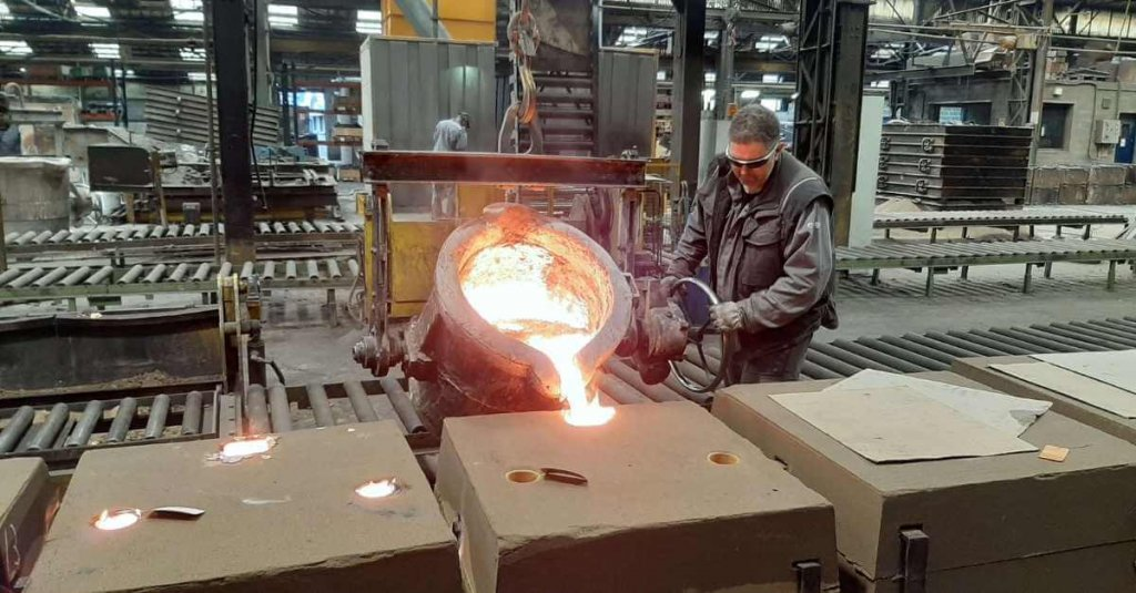 Aluminium bronze alloys manufacturing - Inoxyda