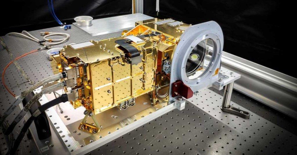 SuperCam Perseverance Rover