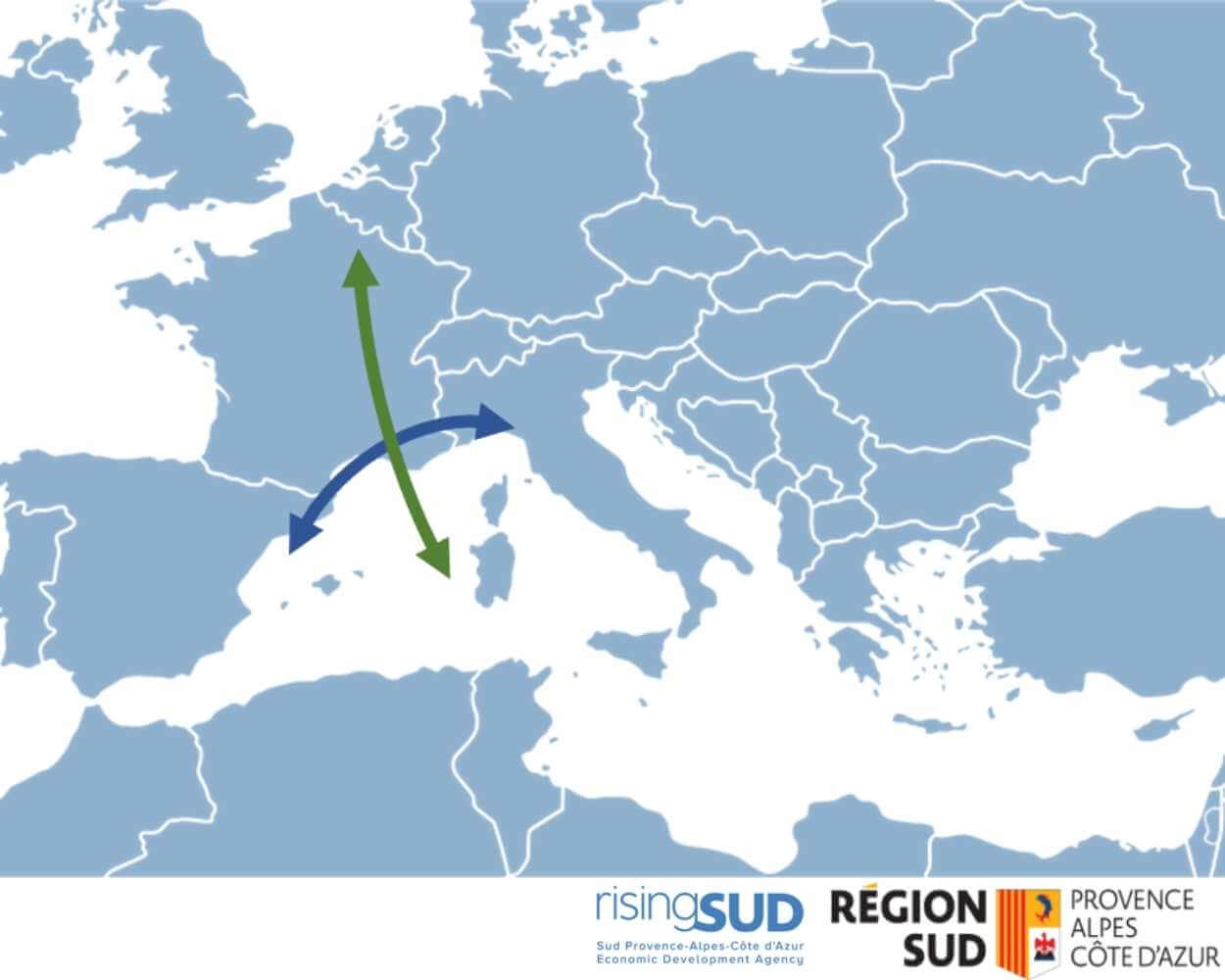 The southern region of France a continental platform for hydrogen