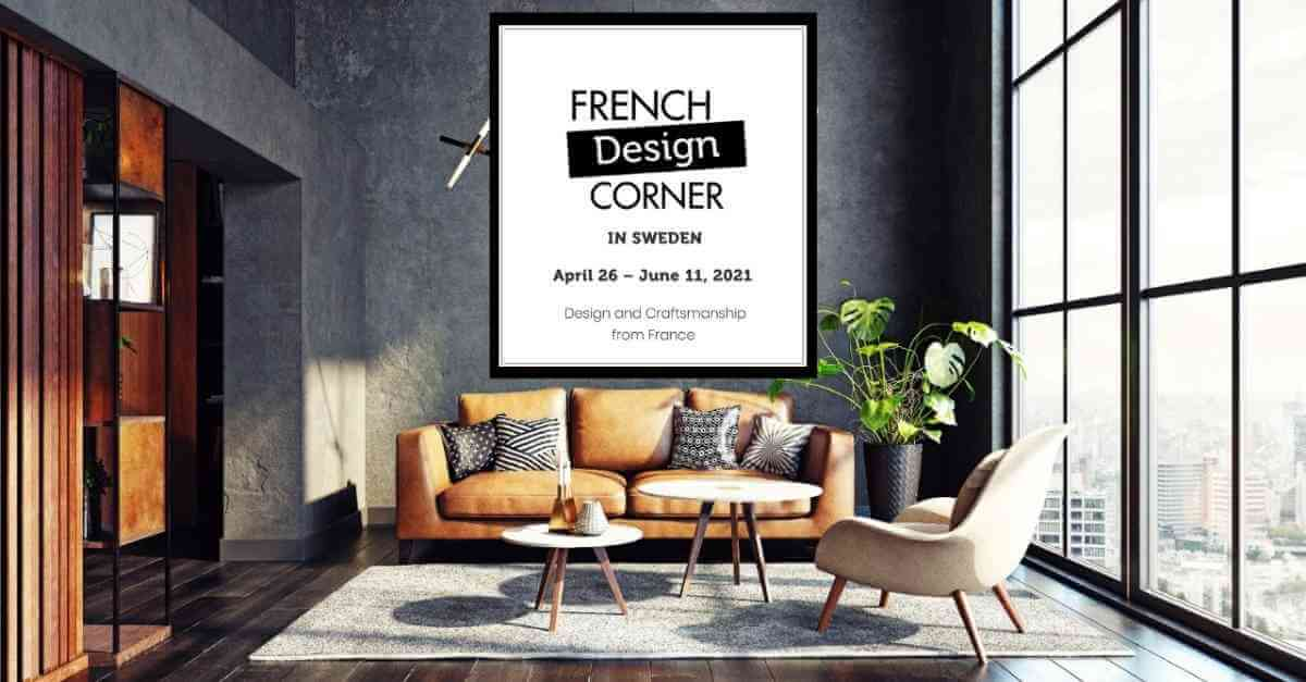 French Design Cornerr Sweden