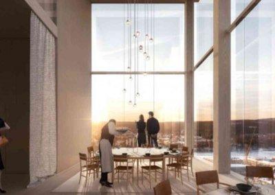 White Arkitekter project - Skellefteå