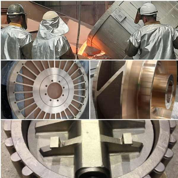 Aluminum bronze propulsion - Inoxyda