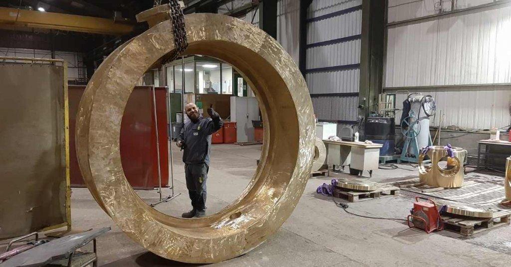 Aluminium Bronze Alloys in Navy and Renewable Energy applications - Inoxyda