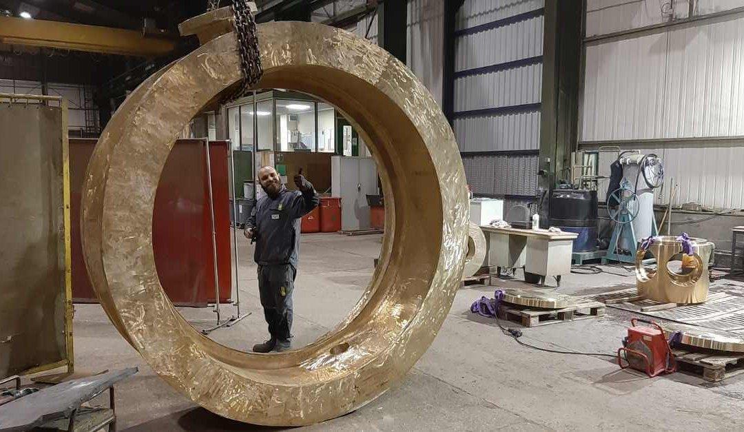 Aluminium Bronze Alloys in Navy and Renewable Energy applications